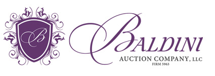 Baldini Auction Company | Nashville TN Logo